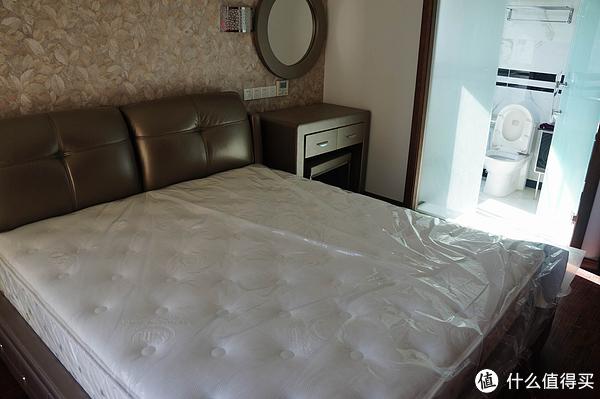 用两个ipad的钱换一辈子三分之一时光的舒适—— Serta 舒达 格莱希 乳胶弹簧 床垫