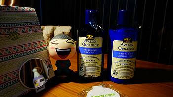 聪明绝顶的福音?——iHerb 海淘 Avalon Organics 生物素B族防脱护发素、洗发水