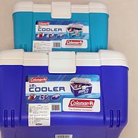 好价格的2个Coleman 保温箱