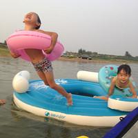 狂野的湿身吧——Coleman 水上派对浮台 2000003344