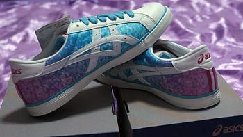 老婆和小姨子一个也不能少!ASICS 亚瑟士女款板鞋H25YJ白色两双晒单!