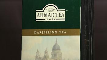 立顿价格,亚曼享受——斯里兰卡进口 AHMADTEA 亚曼大吉岭红茶40g