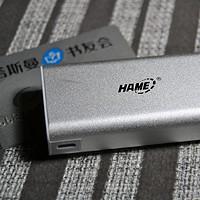 Hame 华美 P3 5000mAh 锂电池移动电源
