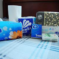 宅男与纸的对决——三品类六款纸巾测评
