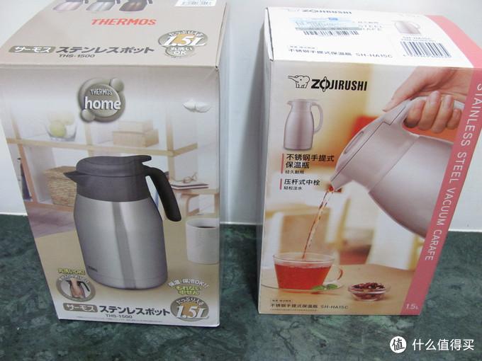 天气冷了求温暖----谈谈家用保温水壶的选购