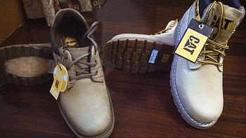 Caterpillar 卡特彼勒 低帮休闲鞋& 高帮经典马丁靴