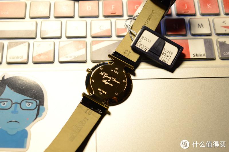 孝敬女王大人家的女王大人,Longines 浪琴 嘉岚系列 L4.209.2.11.2 女式石英腕表