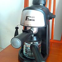 品质生活的最低需求:Fxunshi 华迅仕 MD-2000 意式蒸汽压力咖啡机 和 磨豆机