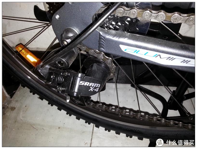 晒迪卡侬 RR5.2 自行车及装备,锻炼出行两不误