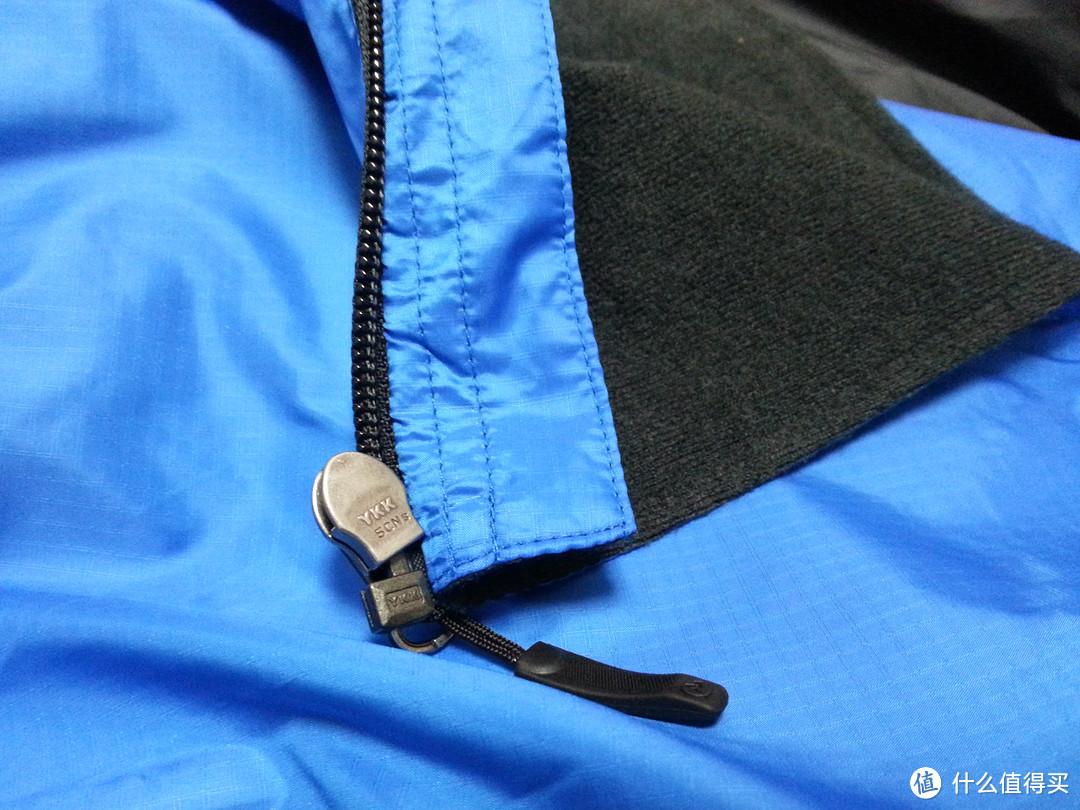 晒STP的神衣 Marmot 土拨鼠 Driclime 男款全天候户外夹克 + M3 Aber  软壳