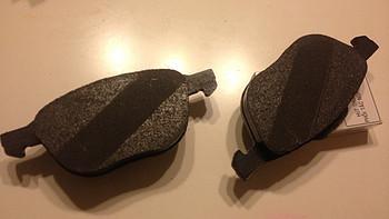 以安全为名:bendix 钛金 陶瓷刹车片 前片