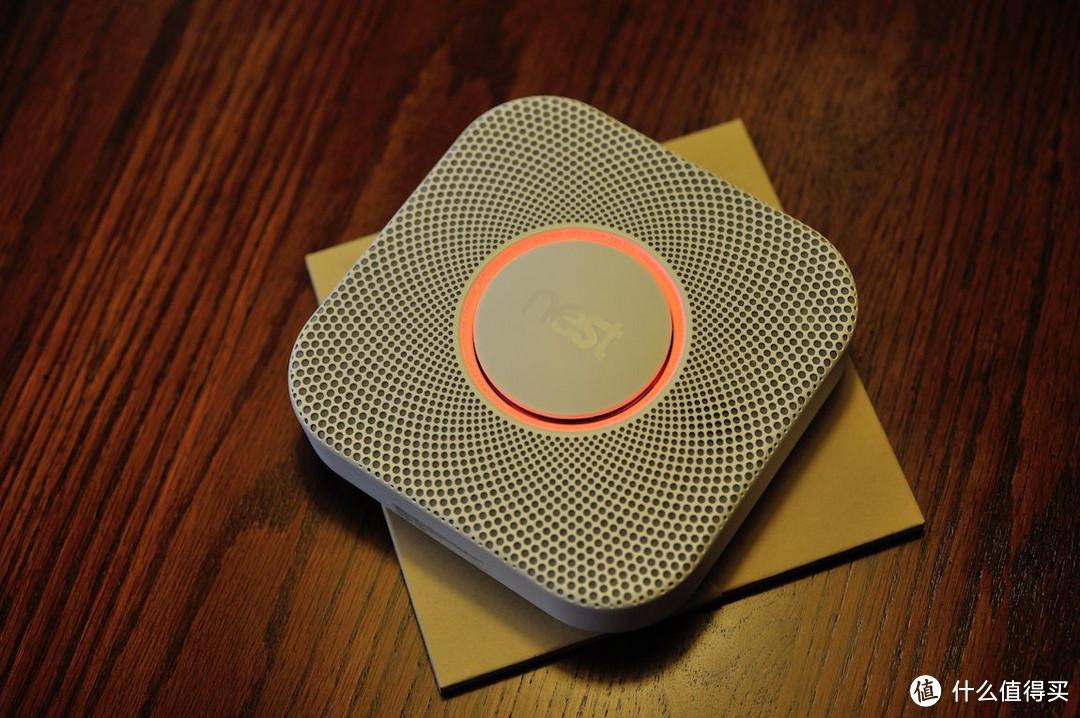 Nest Protect 智能烟雾报警器 S1001BW 开箱