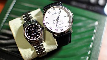 女神配劳,英姿飒爽:迪拜购入 Rolex 劳力士 Datejust系列 179174 黑色镶钻自动机械女表