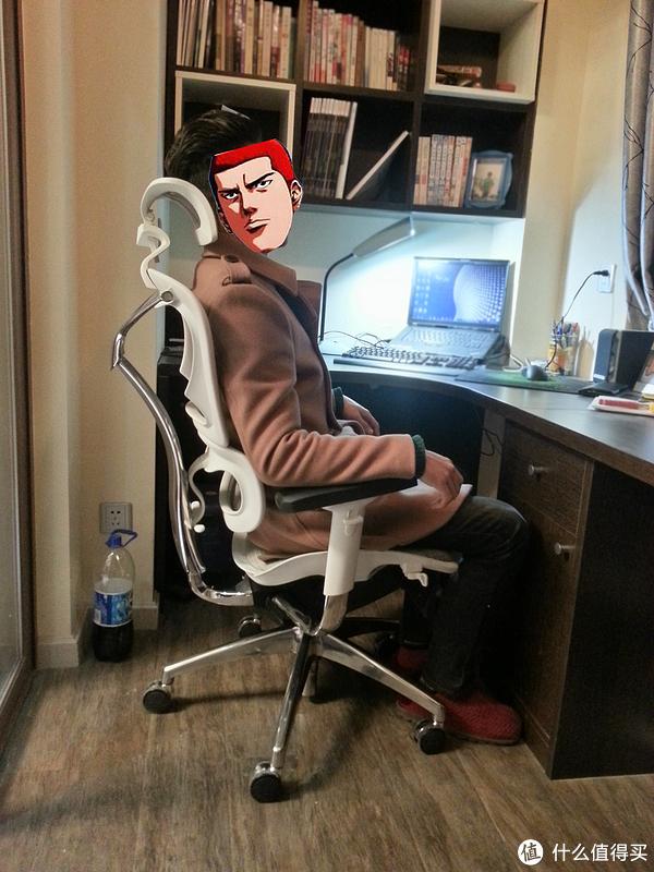 为了更好地坐着!——Hero 人体工学椅