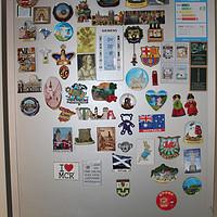 不寄明信片 只集冰箱贴:晒晒收集的各国特色冰箱贴