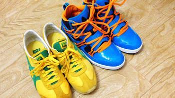 抓住20多岁的尾巴——Onitsuka Tiger 鬼塚虎 休闲鞋 TH110、Adidas 阿迪达斯 三叶草 经典运动休闲鞋G99953、恶魔果实卖萌外套