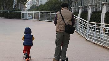 亲子滑板车:micro 米高 Monster 成人滑板车 + mini 儿童滑板车