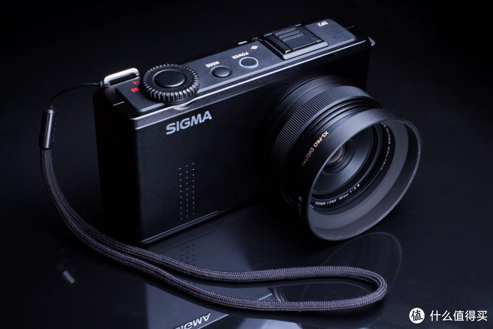 玩胶片机的感觉:SIGMA 适马 DP2 Merrill 数码相机