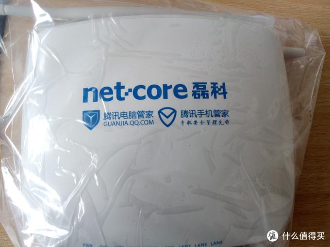 Netcore 磊科 Q3 300M无线路由器 开箱试用+刷机