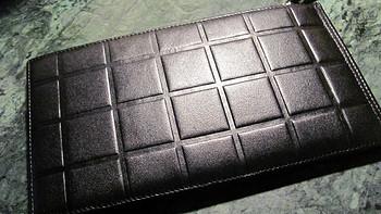 """""""打入美帝的中国皮具""""——teemzone K348 多卡位真皮钱包,真的不是巧克力"""