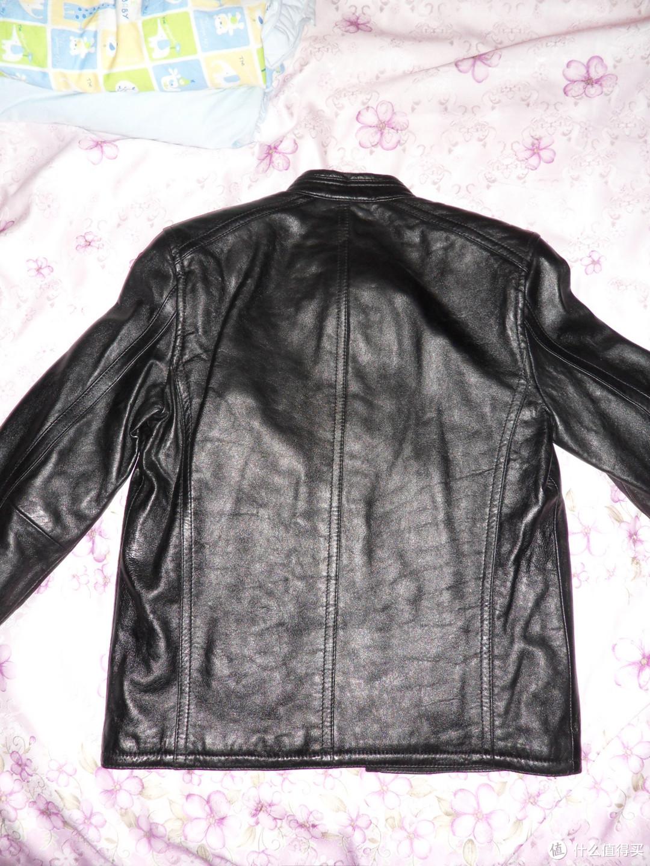 男人总要成熟 人生第一件皮衣:Marc New York 男士真皮夹克