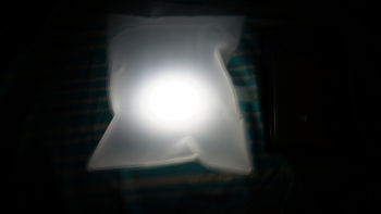 奇葩物:LuminAID Solar Inflatable Light 太阳能充气LED灯