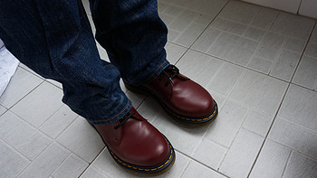 汉子的 Dr. Martens 1461 W 3-Eye Oxford 女士牛津鞋