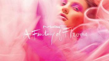 M.A.C魅可推出2014 A Fantasy of Flowers花间梦境系列彩妆