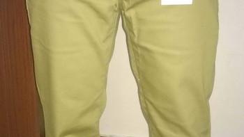 levi's 李维斯 Commuter 都市通勤 骑行 系列 13112-0002 男士深卡其色休闲裤