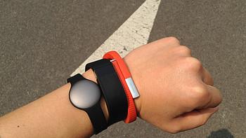 Fitbit Force、Misfit Shine、Jawbone UP24