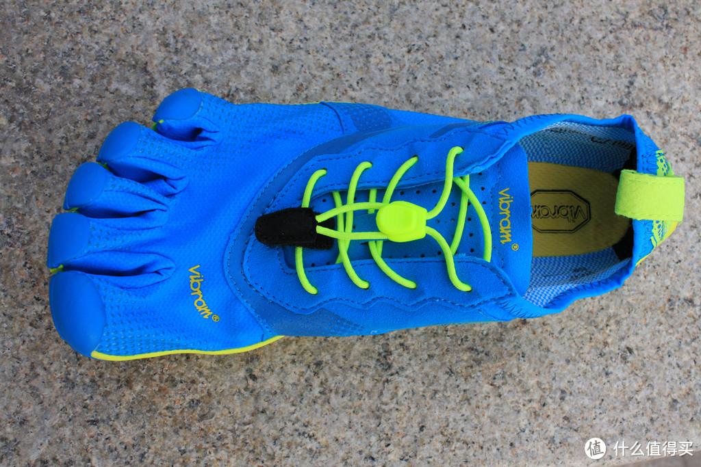 2014新款 Vibram Bikila Evo 赤足跑鞋 评测