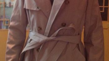 汉子的 Tommy Hilfiger 女款风衣+女王大人的Nine West 玖熙 City Chic 女士真皮旅行包+Calvin Klein CK 女款毛衣