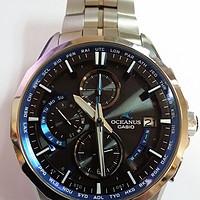 卡西欧 OCEANUS 海神 OCW-S3000-1AJF 腕表购买理由(价格|保障)