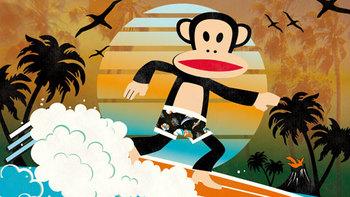 PAUL FRANK 大嘴猴发布2014夏季时尚单品