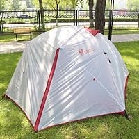 飞溪4和马刺3的混合体——Stoic Arx SL3 超轻户外帐篷