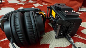 TASCAM DR-60D 线性PCM 单反相机录音设备 — 单反录音神器