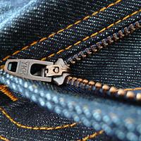 ASOS购入 Nudie Thin Finn Org Dry Twill 意大利产 男款斜纹紧身牛仔裤