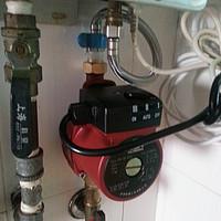 让水流来的更猛烈一些吧!自己动手安装增压泵
