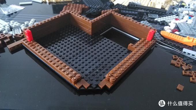 国产乐高式积木散件 复刻 绝版LEGO 华丽咖啡馆 10182 全记录