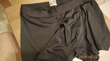夏日里的清爽舒适:UNIQLO 优衣库 男装 AIRism 男款针织短裤 086587