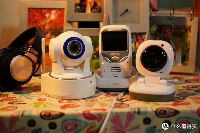 家用网络摄像头和BabyMoniter