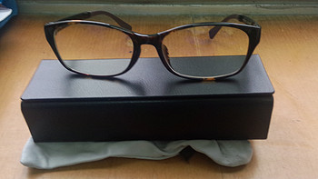 苦逼数码控必备:J!NS 睛姿 PC眼镜 电脑护目镜 威灵顿 PC-12A-103
