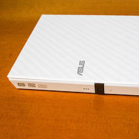 ASUS 华硕 SDRW-08D2S-U MAC版 8速 外置DVD刻录机