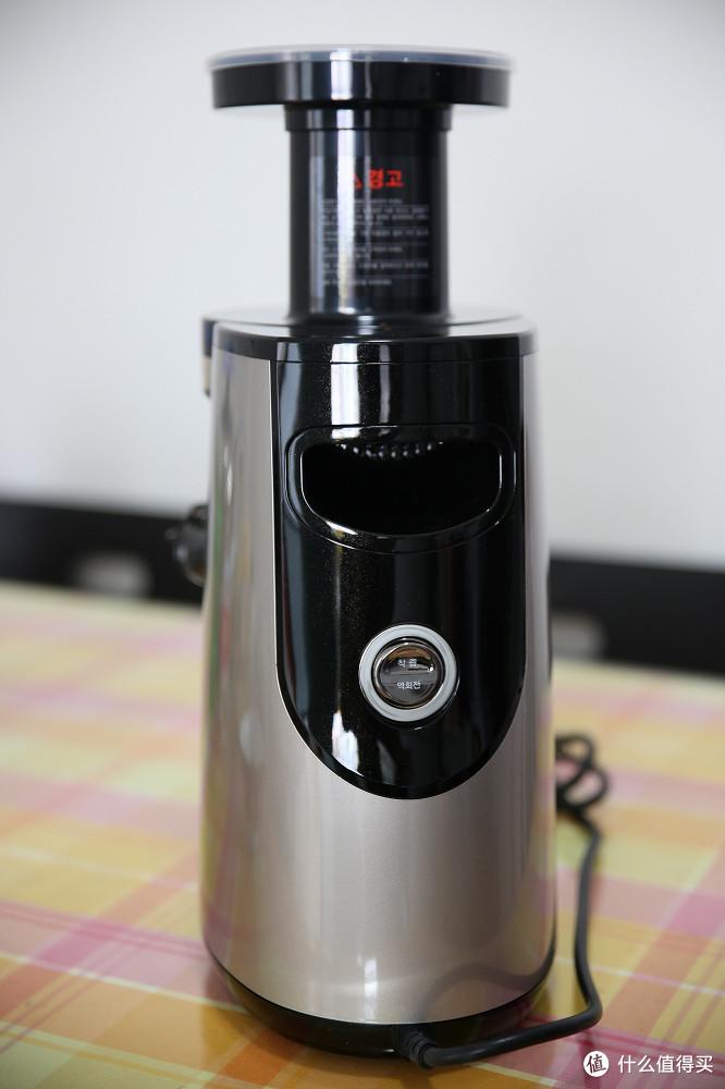 ebay 6月海淘节入手 HUROM 惠人 HH-SBF11 原汁机