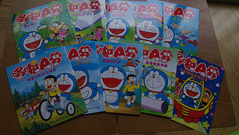 每个人心中都有蓝胖子:《哆啦A梦幼儿绘本(共10册)》