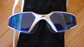 小神价入手Speedo 速比涛 训练型 Fitness Training 中性 游泳眼镜 313003