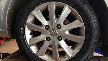 小驹换脚:GOOD YEAR 固特异 安乘195/55R15 汽车轮胎