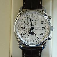 为毕业准备:Longines 浪琴 Master Collection 名匠系列 L2.673.4.78.3 男款机械腕表