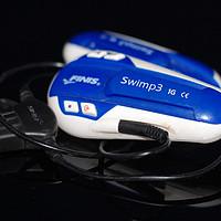 FINIS 菲尼斯 Neptune 海王星骨传导游泳水下MP3播放器