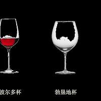 Rona 勃垦第水晶红酒杯